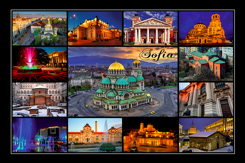 Postcards – Sofia